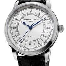 Frederique Constant Manufacture Zodiac Steel Mens Watch...