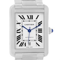 Cartier Tank Solo Xl Automatic Mens Date Watch W5200028