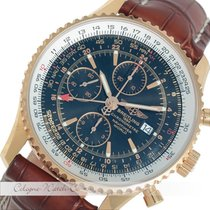 Breitling Navitimer World Chronograph Rosegold  H2432212