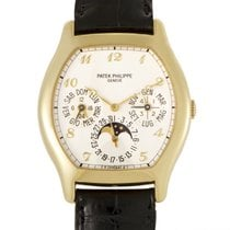 Patek Philippe Mens Automatic Perpetual Calendar Watch 5040J
