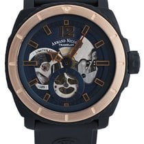 Armand Nicolet ..L09 Small Seconds Ltd. Edition with 18kt Gold...
