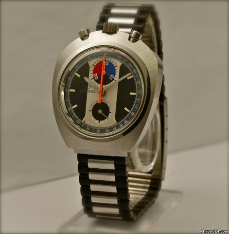 Lemania Chrono anni &amp;#39;70