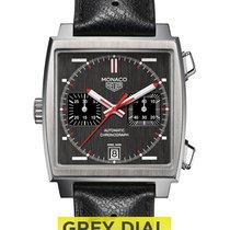 TAG Heuer Monaco Chrono Cal. 11 Vintage Grey 1860 Limited Ed