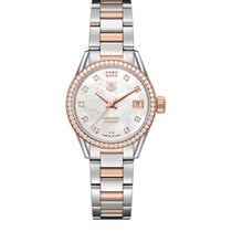 TAG Heuer CARRERA LADY CALIBRE 9 28MM - MOTHER OF PEARL  DIAL