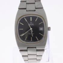 Omega Geneve Automatic with steel bracelet