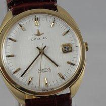 Dugena Geneve Automatic 14 Karat 585 er Gold #S