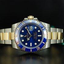 勞力士 (Rolex) Submariner Ceramica Acc-Oro