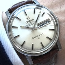Omega Constellation Day Date Chronometer Automatic Automatik