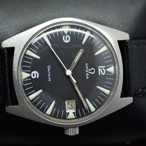 Omega GENEVE DATE MANUAL WINDING