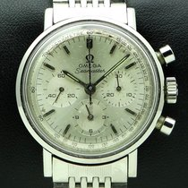 Omega Seamaster Vintage Stainless Steel Chronograph, cal. 321