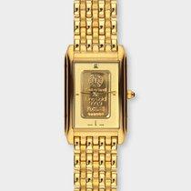 Charmex Herren-Armbanduhr Gold Ingot 1555