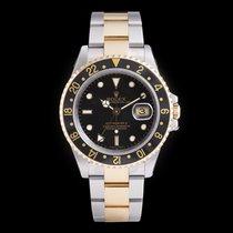 Rolex Gmt Master II Ref. 16713 (RO3198)