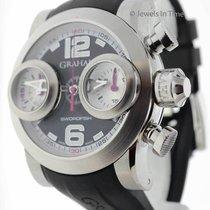 Graham Swordfish Chronograph Mens Automatic Steel Watch...