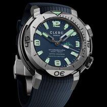 Clerc Hydroscaph H1 Chronometer Vancouver bay H1-1.4.V
