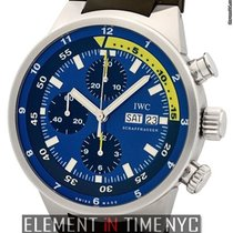 IWC Aquatimer Collection Aquatimer Cousteau Divers Calypso...
