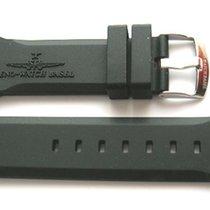 Zeno-Watch Basel Silikonband für ZENO Diver mit 22 mm und 24...