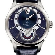 Perrelet Jumping Hour Palladium (Limited Edition)