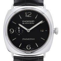 Panerai RADIOMIR BLACK SEAL 3 DAYS AUTOMATIC ACCIAIO - 45MM