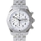 Breitling W1331012|A774|385A CHRONOMAT 38MM STAINLESS STEEL 2016