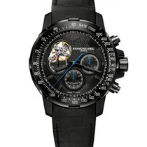 Raymond Weil Nabucco Open Balance Wheel 7830-BK-05207