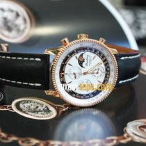 Breitling Navitimer Montbrilliant Olympus Moonphase 43mm Red