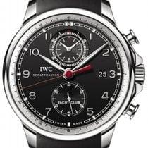 IWC portugieser yacht club chronograph -price including 21% VAT