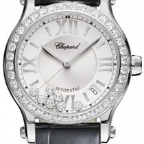 Chopard Happy Sport 36 mm Diamond Automatic Ladies Watch