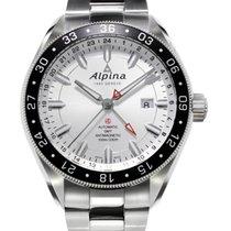 Alpina Modell: Alpiner 4 Automatic GMT inkl.Lederband NEU