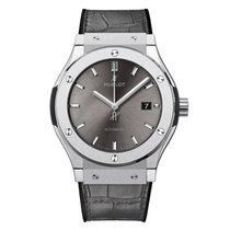 Hublot Classic Fusion Grey Titanium  Inkl Mwst / Inlc VAT