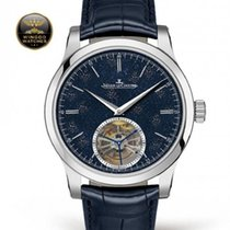 Jaeger-LeCoultre - Master Grand Tourbillon Enamel White Gold