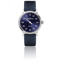 Meistersinger Phanero Sunburst Blue PH308