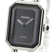 Chanel Polished Chanel Premiere Size Xl Steel Quartz Ladies...