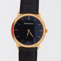 Audemars Piguet Jules Ultra Thin pink gold black dial