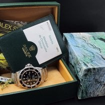 Rolex SEA DWELLER 16600 with Box and PAPER