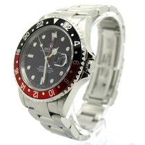 Rolex GMT Master II 16710 with Box & Papers dated 2004