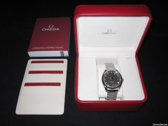 Omega Seamaster Aqua Terra Cal. 8500