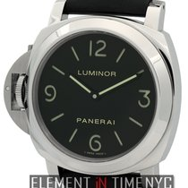 Panerai Luminor Collection Luminor Base Destro 44mm Stainless...