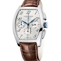 Longines L26434734 Evidenza Chronograph Automatic Men Watch