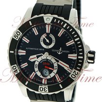 "Ulysse Nardin Maxi Marine Diver 44mm Black ""Conquer The..."