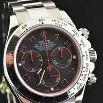 "Rolex DAYTONA WHITE GOLD "" NEVER POLISHED LIKE NOS""..."