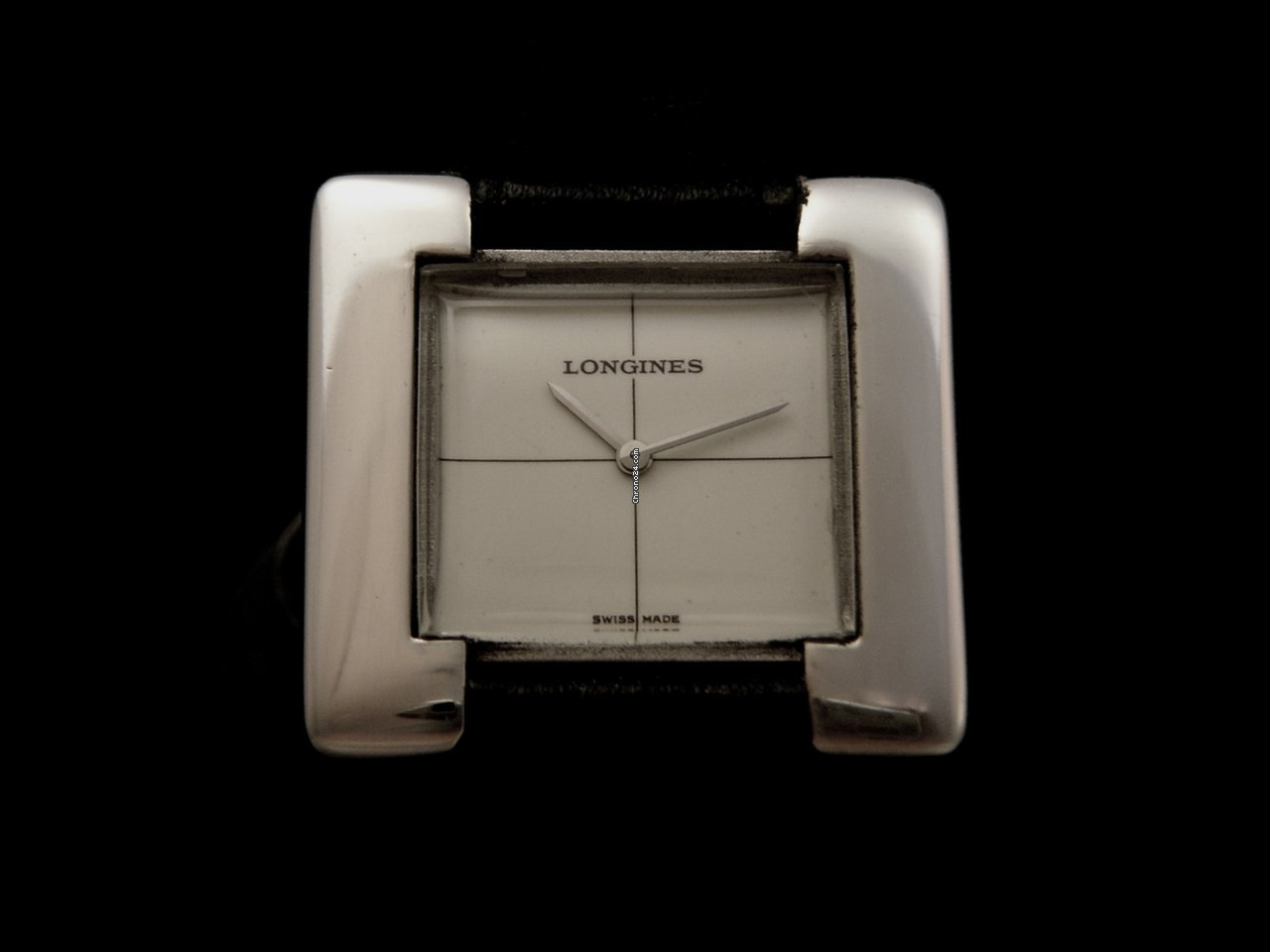 Longines_Serge_manzon_relojes_plata