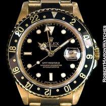 Rolex Gmt II 16718 18k/18k Riveted Oyster Bracelet