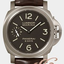 パネライ (Panerai) Luminor Marina 8 Days Titanio PAM00564