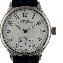 Eberhard & Co. Traversetolo Vitré Handaufzug Armband Leder...