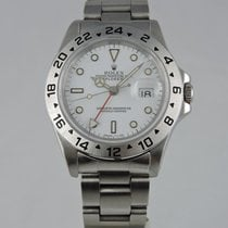 Rolex Explorer II 16570 - Tritium Dial