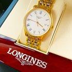 Longines LYRE La Grande Classique 35 MM Elegante Herren...
