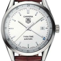 TAG Heuer Carrera Calibre 7 Twin-Time Automatik 39mm inkl 19%...