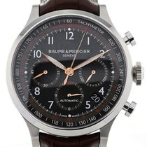 Baume & Mercier Capeland 44 Rose Gold Hands Chronograph