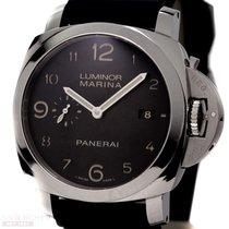 Panerai Luminor Marina PAM 365 Stainless Steel Box Papers Bj-2014