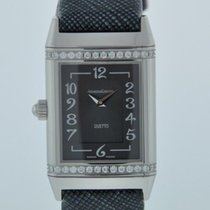 Jaeger-LeCoultre DIAMOND REVERSO DUETTO 256.8.75 - 2 YEAR...